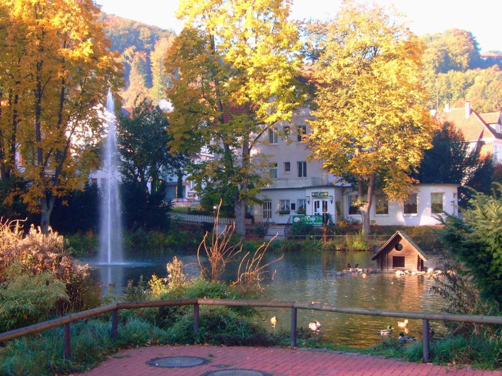 Hopezi.de: Parkhotel am Schwanenteich,37242,Bad Sooden-Allendorf
